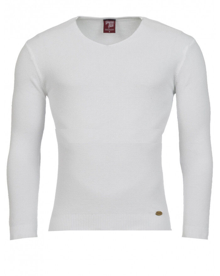 Beststyle Zqqif Blanc Homme Original Pull 6yvIfY7gb