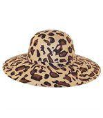 Chapeau capeline léopard preview1