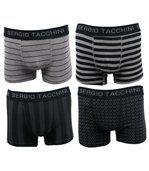 Boxers Homme Lot de 4 Sergio Tacchini preview1