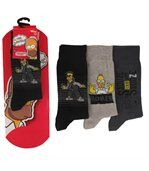 Chaussettes Homme Lot de 3 The Simpsons preview1