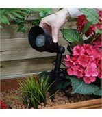 Garden Lights Projecteur LED Focus en aluminium noir 3151011 preview3
