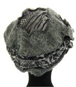 Bonnet femme hiver laine ARNOLD gris preview4