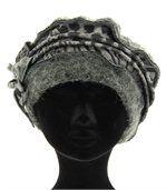 Bonnet femme hiver laine ARNOLD gris preview3