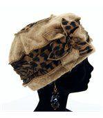 bonnet béret laine bouillie ARNOLD taupe preview2