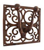 Porte outils jardin Antique en fonte preview1