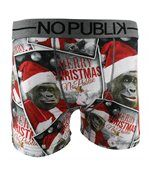 No Publik - Boxer Microfibre Homme Christmas Cards preview1