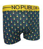 No Publik - Boxer Microfibre Homme Fun Pineapple preview1
