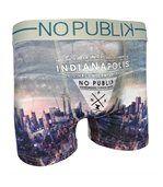 No Publik - Boxer Microfibre Homme Indianapolis preview1