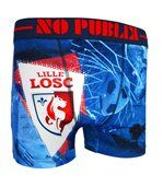 No Publik - Boxer Microfibre Homme Losc Blue Goal preview1