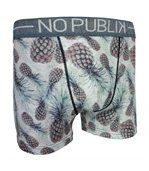 No Publik - Boxer Microfibre Homme Pineapple Graph preview1