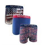 No Publik - Lot De 3 Boxers Microfibre Homme Statue Of Liberty preview1
