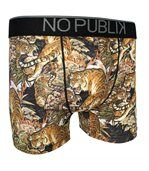 No Publik - Boxer Microfibre Homme Tiger Fever preview1