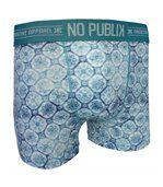 No Publik - Boxer Microfibre Homme Tiling Design preview1