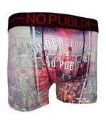 No Publik - Boxer Microfibre Homme Underground preview1