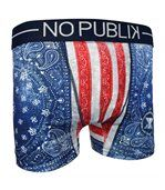 No Publik - Boxer Microfibre Homme Usa Bandana Flag preview1