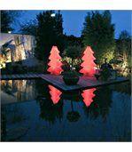 Arbre lumineux rouge 115 cm intérieur et extérieur preview3