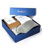 Coffret cadeau ASSELO - 18 assortiments - Couleur - beige blanc turquoise, Taille - 43-45 preview1
