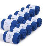 Chaussettes Jersey Homme unies Bleu Roi 39-45 (Lot de 10) - Fabriqué en europe preview1