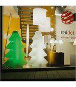 Arbre lumineux intérieur et extérieur blanc 82 cm preview3