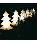 Arbre lumineux blanc éclatant 82 cm intérieur et extérieur preview1