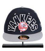 Casquette New Era 59FIFTY Big World Neyan Yankees Noir / Gris preview5