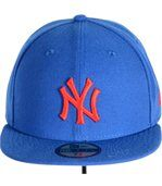 Casquette New Era 59FIFTY NY Bleu Royal/Rouge preview5