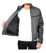 Blouson Deeluxe W15660 Edward Noir preview2