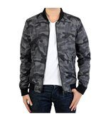 Blouson Ryujee Clive Camouflage preview2