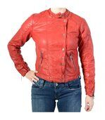 Blouson Cuir Pepe Jeans Rocky Ruby preview1