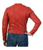 Blouson Cuir Pepe Jeans Rocky Ruby preview3