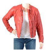 Blouson Cuir Pepe Jeans Rocky Ruby preview4
