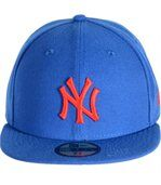 Casquette New Era 59FIFTY NY Bleu Royal/Rouge preview1