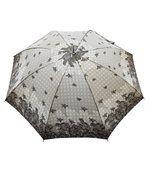 Parapluie droit Femme Papibulles Argent - Fabriqué en europe preview1