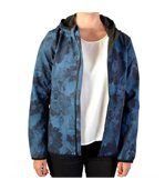 Veste Desigual Chaq Soft Shell Dark Denim Legion preview2