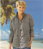 Women's Light Safari Jacket