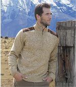 Bequemer RV-Pullover preview1