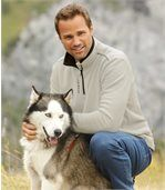3er-Pack Pullover S-Trem aus Microfleece von Atlas preview3