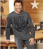 'Tiger' pyjama preview1