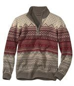 Jacquard-Pullover Nordic Snow preview2