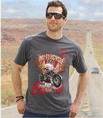 T-Shirt Biker's Road preview1