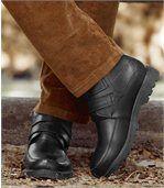 Laarzen met dubbel klittenband preview1