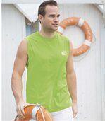 Lot de 3 Tee-Shirts Sans Manches Sport Summer preview2