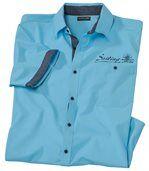 Tyrkysová košeľa Sailing Coast preview2