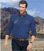 Popelínová košeľa Explorer preview1