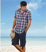 Jeans-Bermuda Sunny Time