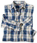 Kockovaná flanelová košeľa Kordillera preview2