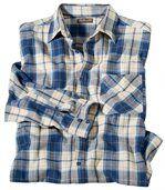 Kostkovaná flanelová košile Kordillera preview2
