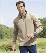 2er-Pack Polo-Shirts Outdoor aus Microfleece preview2