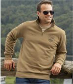 Molton Sweatshirt Canada Lands preview1