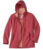 Women's Coral Spring Parka